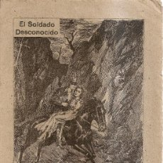 Tebeos: EL SOLDADO DESCONOCIDO N 3. Lote 31859254