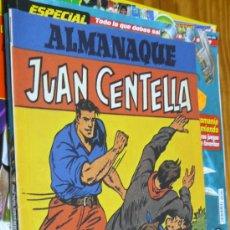 Tebeos: TEBEOS-COMICS GOYO - JUAN CENTELLA - JORGE Y FERNANDO - ALMANAQUE DOBLE 1947 *AA99. Lote 32098980