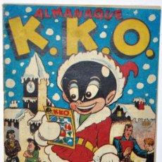 Tebeos: ALMANAQUE DE K.K.O. DEL AÑO 1949. RARISIMO. . EDICIONES HERCULES. ORIGINAL. Lote 32134067