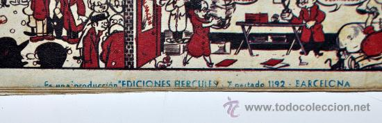 Tebeos: ALMANAQUE DE K.K.O. DEL AÑO 1949. RARISIMO. . EDICIONES HERCULES. ORIGINAL - Foto 3 - 32134067