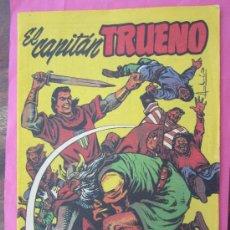 Tebeos: ALMANAQUE PARA 1958 - EL CAPITAN TRUENO . EDICION FASSIMIL. Lote 32284790