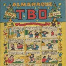 Tebeos: ALMANAQUE TBO 1951 - (COM- 127). Lote 33064161