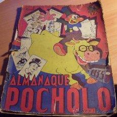 Tebeos: POCHOLO. ALMANAQUE 1935 (COIB98). Lote 33354310