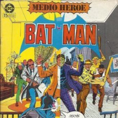BDs: BATMAN ( ZINCO ) ORIGINAL1984-1985 LOTE. Lote 33658514