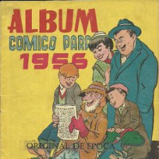 Tebeos: (COM-922)ALMANAQUE ALBUM COMICO PARA 1956. Lote 33748493