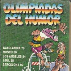 Tebeos: OLIMPIADAS DEL HUMOR ALBUM ( B ) ORIGINAL 1992. Lote 34554616