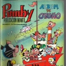 BDs: PUMBY ALBUM DE OTOÑO. Lote 34732116