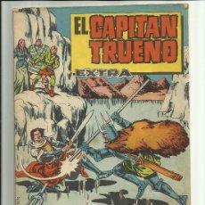 Livros de Banda Desenhada: EL CAPITAN TRUENO ALMANAQUE DE 1963. Lote 35188151