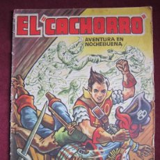 Tebeos: EL CACHORRO. AVENTURA EN NOCHEBUENA. ALMANAQUE 1957. ORIGINAL. IRANZO. MUY DIFICIL. Lote 36708449