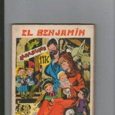 Tebeos: EL BENJAMÍN.ALMANAQUE 1976.30 PTS.. Lote 36773868