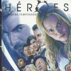 Tebeos: HÉROES . PRIMERA TEMPORADA ( PLANETA-DEAGOSTINI ) ORIGINAL 2008 Nº.ÚNICO. Lote 37155482