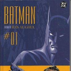 Tebeos: BATMAN (PLANETA-DEAGOSTINI/VID Y NORMA) AÑO 1997-2008 LOTE ESPECIAL 1. Lote 37473307