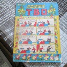 Tebeos: TBO ALMANAQUE 1980. Lote 37505774