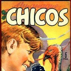 Tebeos: ALMANAQUE CHICOS , 1949 , CONSUELO GIL , ORIGINAL. Lote 38422319