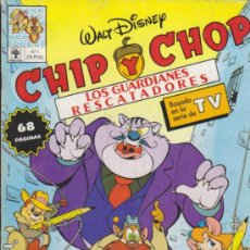Tebeos: CHIP Y CHOP Nº 1. WALT DISNEY.. Lote 219037668