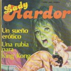 BDs: LADY HARDOR Nº 1.. Lote 39022219