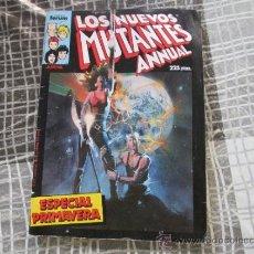 Tebeos: LOS NUEVOS MUTANTES ESPECIAL PRIMAVERA 1987. Lote 39070331
