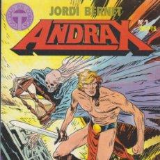 Giornalini: ANDRAX Nº 1.. Lote 39184174