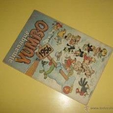 Tebeos: YUMBO (CLIPER). ALMANAQUE 1956. Lote 41147239