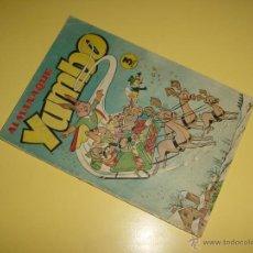 Tebeos: YUMBO (CLIPER). ALMANAQUE 1954. Lote 41147243