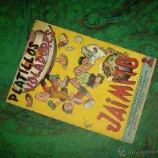 Tebeos: JAIMITO (VALENCIANA). PLATILLOS VOLADORES. Lote 41194057