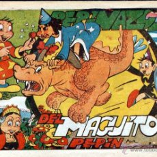 Tebeos: TEBEOS-COMICS CANDY - PEPIN - Nº 3 - IBERO AMERICANAS 1947 - PEPINAZOS DEL MAGUITO PEPIN *AA99. Lote 41391854
