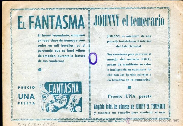 Tebeos: TEBEOS-COMICS CANDY - PEPIN - Nº 3 - IBERO AMERICANAS 1947 - PEPINAZOS DEL MAGUITO PEPIN *AA98 - Foto 2 - 41391854