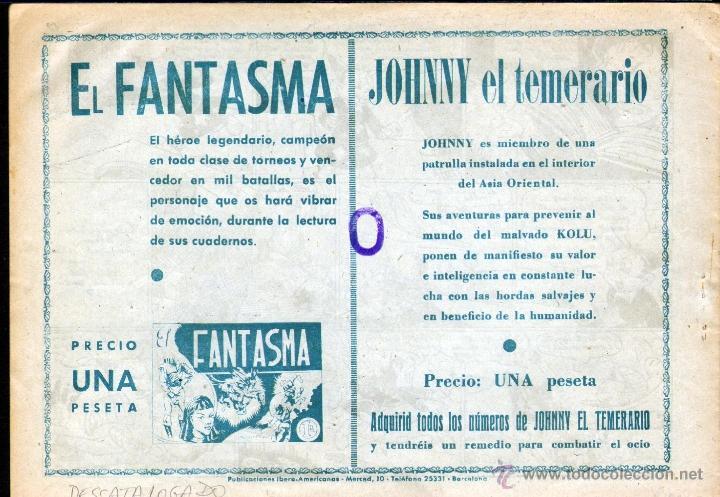 Tebeos: TEBEOS-COMICS CANDY - PEPIN - Nº 3 - IBERO AMERICANAS 1947 - PEPINAZOS DEL MAGUITO PEPIN *AA98 - Foto 5 - 41391854