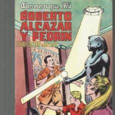 Tebeos: ALMANAQUE ROBERTO ALCAZAR 1976. Lote 42353569