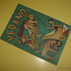 Tebeos: JAIMITO (VALENCIANA). VERANO DE JAIMITO. Lote 43636923