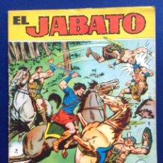 Tebeos: EL JABATO ALMANAQUE PARA 1961 EDITORIAL BRUGUERA AÑOS 60 -. Lote 44429967