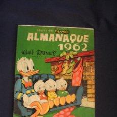 Tebeos: DUMBO ALMANAQUE 1962 - ERSA - . Lote 46251949