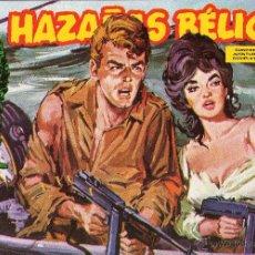 Tebeos: HAZAÑAS BELICAS TOMO 1 - NUMEROS 1-2-3-4 - G4 EDICIONES. Lote 46408863