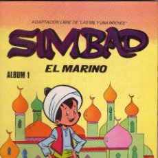 Tebeos: SIMBAD EL MARINO-DISTRIBUYE COMERCIAL ATHENEUM-HIPRESS. Lote 46938664