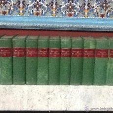 Tebeos: EL COYOTE 12 TOMOS EDICIONES CLIPER 1942. Lote 47136151