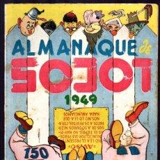 Tebeos: ALMANAQUE LOCOS. 1949. EDITORIAL VALENCIANA. EL DE LA FOTO. Lote 47483738