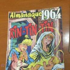 Livros de Banda Desenhada: ALMANAQUE RIN TIN TIN 1964. Lote 48538594