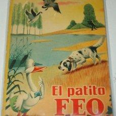 Tebeos: EL PATITO FEO - ADAP.GRAF. CUENTOS CLASICOS- VALENCIANA TAPA BLANDA - ORIGINAL- LEER. Lote 48751429