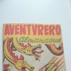 Tebeos: ALMANAQUE AVENTURERO-AÑO 1940-EDITORIAL HISPANO AMERICANA DE EDICIONES,S.A.. Lote 48915479