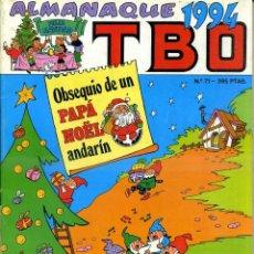 Tebeos: ALMANAQUE TBO 1994. Lote 67824358