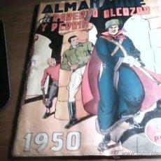 Tebeos: ROBERTO ALCAZAR ALMAMAQUE 1950. Lote 50096594