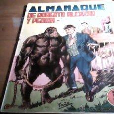 Tebeos: ROBERTO ALCAZAR Y PEDRIN ALMANAQUE 1951. Lote 50112941