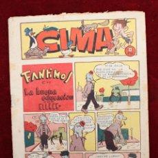Tebeos: TEBEOS-COMICS - CIMA - Nº 43 - ED. S.A. ESPAÑOLA - 1950 . Lote 50421803