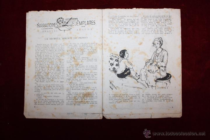 Tebeos: TEBEOS-COMICS - CIMA - Nº 43 - ED. S.A. ESPAÑOLA - 1950 - Foto 3 - 50421803