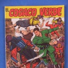 Tebeos: ALMANAQUE EL COSACO VERDE 1961 FACSIMIL. Lote 50765694