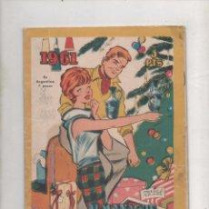 Tebeos: SUSANA - ALMANAQUE 1961 - EDICIONES TORAY.DA. Lote 51320416
