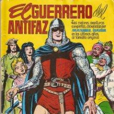 Tebeos: EL GUERRERO DEL ANTIFAZ, ALMANAQUE AÑO 1.981. ORIGINAL, EDITORIAL VALENCIANA. Lote 54152616