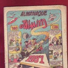 Tebeos: ALMANAQUE DE JAIMITO 1956 1957. Lote 54322519