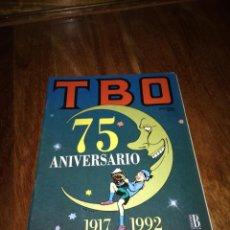 Tebeos: TBO MENSUAL Nº 51, EDICIONES B, 1992 NÚMERO ESPECIAL 75 ANIVERSARIO CONSERVA JUEGO INTERIOR PERFECTO. Lote 54793570