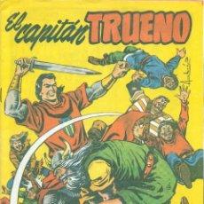 Tebeos: CAPITAN TRUENO ALMANAQUE 1958 REEDICION. Lote 57021850